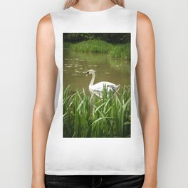 Serenity by Teresa Thompson Biker Tank