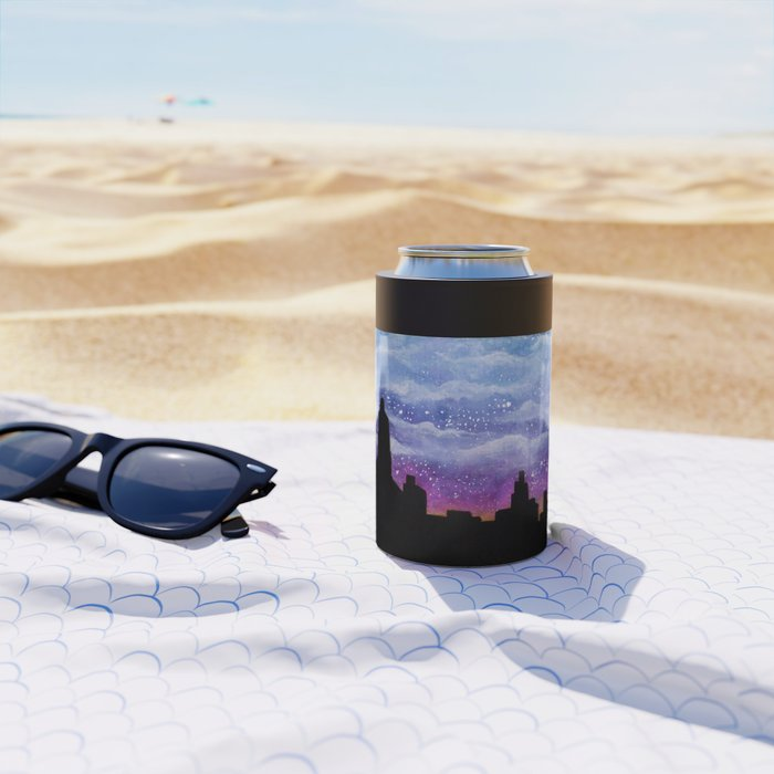 City of Stars Can Cooler
