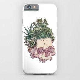 Verdoyant iPhone Case