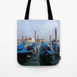Gondola in  Venice Italy Tote Bag