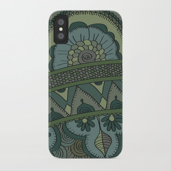 IndI_Art iPhone Case