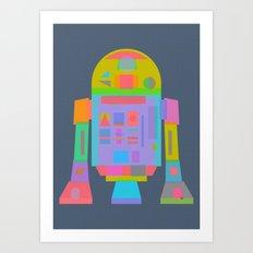 OrTwoDeeTwo  Art Print