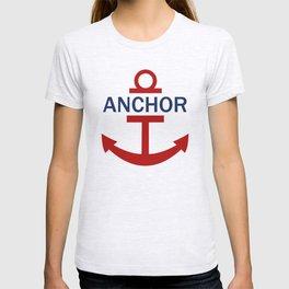Anchor Luffy T-shirt