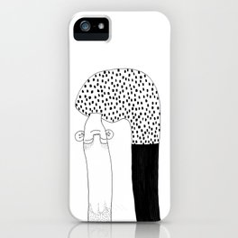 Upside Down iPhone Case