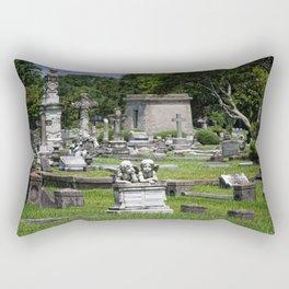 Leblanc Twins  Rectangular Pillow