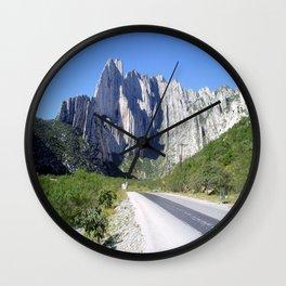 La Huasteca, México Wall Clock