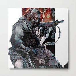 GRAVELAND - Amon Metal Print