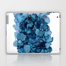 Indigo Abstract Painting | No. 8 Laptop & iPad Skin
