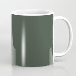 Wet asphalt. Coffee Mug