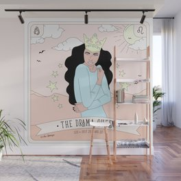 Leo - The Drama Queen Wall Mural