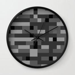Rock Solid Wall Clock