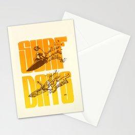 Surf Days Stationery Cards