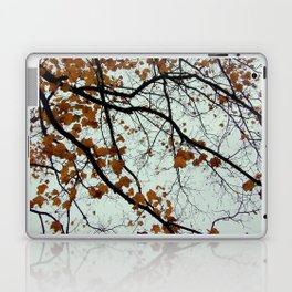 meticulous maple veins Laptop & iPad Skin