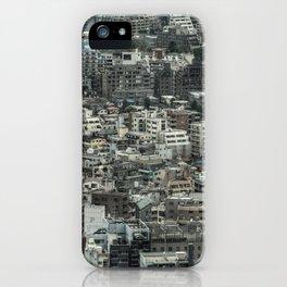 Tokyo 545 iPhone Case
