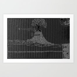 The Occupation Art Print