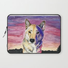 Chance the Dog Laptop Sleeve