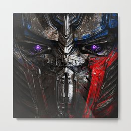 prime Metal Print