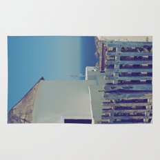 Windmill House II Rug