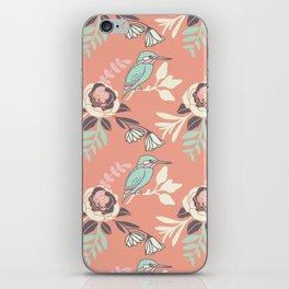 Silvestre bird iPhone Skin