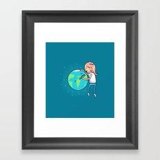 Earth Mother Framed Art Print