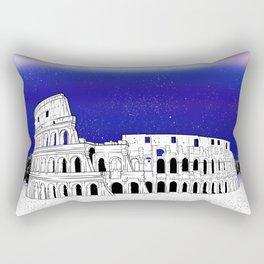 The Colosseum Rectangular Pillow