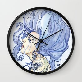 The Coalescence of an Evanescent Miasma Wall Clock