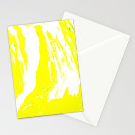 happy go lucky Stationery Cards