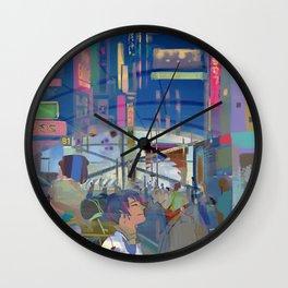 telemiscommunications Wall Clock