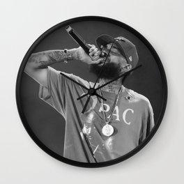 Nipsey Hussle Wall Clock