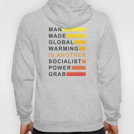 Socialist Power Grab Hoody