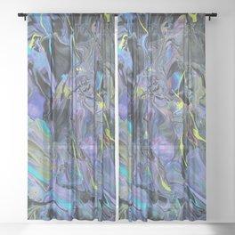 The Dance Sheer Curtain