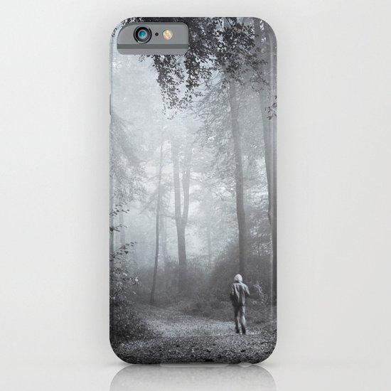 seeking silence iPhone & iPod Case