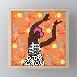 Ireti Framed Mini Art Print