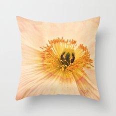 Poppy Dream Throw Pillow