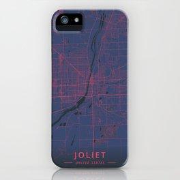 Joliet, United States - Neon iPhone Case