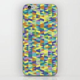 Pointy-Jardin colorway iPhone Skin