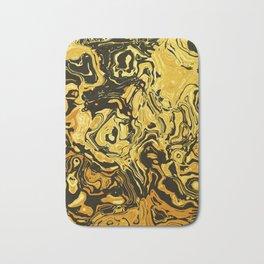 Abstract Design Bath Mat