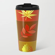 Autumn I Metal Travel Mug