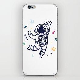 Cheerful Dance iPhone Skin