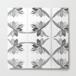 Nature Print Metal Print