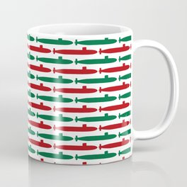 Christmas Subs Coffee Mug