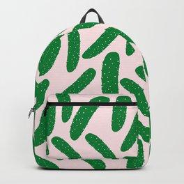 Cute Pickles Backpack