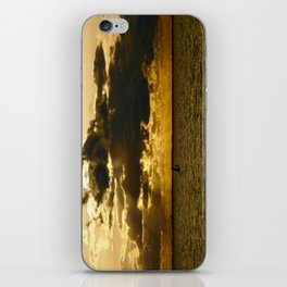The Dramatic Zuider Zee iPhone Skin