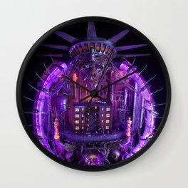 American Nightmare Wall Clock