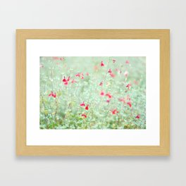 Hello Love Framed Art Print