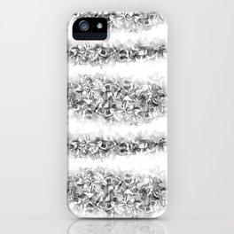 Butterfly Stipe iPhone Case