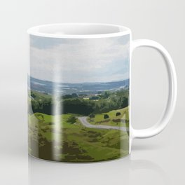 Rochdale View from Iron Waters2 Coffee Mug
