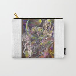 """Darlings & Dragons """"Holding & Horny"""" Carry-All Pouch"""