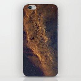 California Nebula iPhone Skin