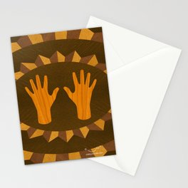 The ASL Marquetry - (ASL Marquetry Series) Stationery Cards